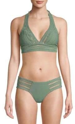 Robin Piccone Sophia Halter Bikini Top