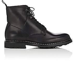 Heschung Men's Hetre Leather Boots - Black