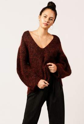 Chunky Mohair Sweater