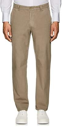 Barneys New York MEN'S COTTON SLIM CHINOS