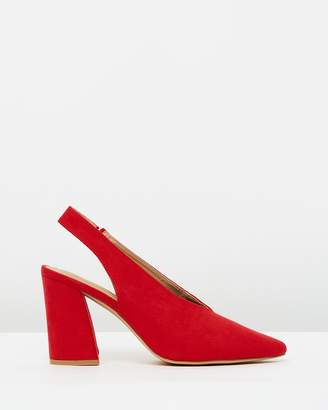 Spurr ICONIC EXCLUSIVE - Tessa Slingback Heels