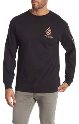 Volcom Blair Stone Long Sleeve Tee Shirt