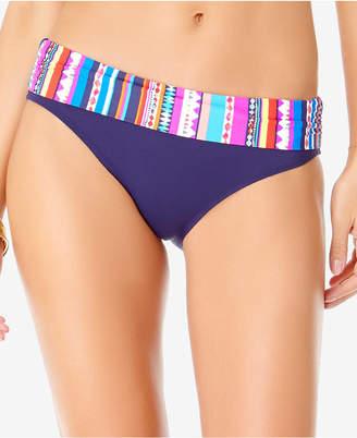 Anne Cole Foldover Bikini Bottoms Women Swimsuit