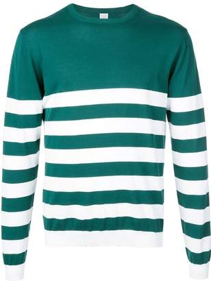 Eleventy horizontal striped jumper