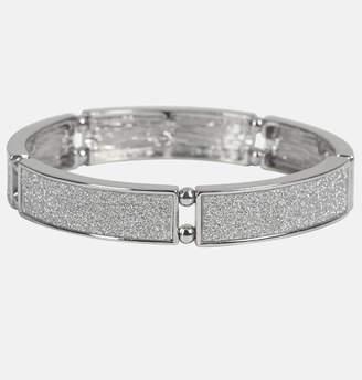 Avenue Glitter Sparkle Stretch Bracelet