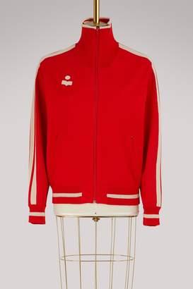 Etoile Isabel Marant Zipped Darcy sweatshirt