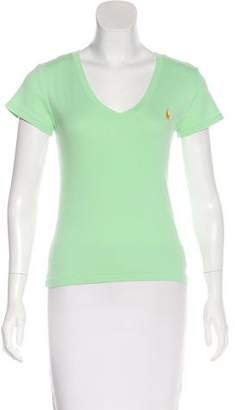 Ralph Lauren Short Sleeve Top