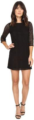 Michael Stars Lace Shift Dress Women's Dress