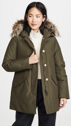 Woolrich W' Arctic Faux Fur Parka