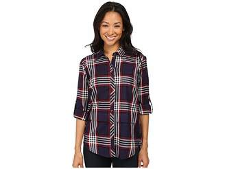 KUT from the Kloth Tabitha Women's Long Sleeve Button Up