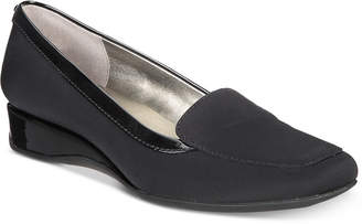 Bandolino Lilas Wedge Loafers Women's Shoes