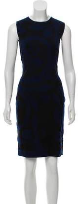 Sophie Theallet Cashmere Jacquard Dress w/ Tags