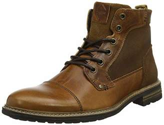 Dune Men's Coutinho Chukka Boots, Brown Tan, (44 EU)