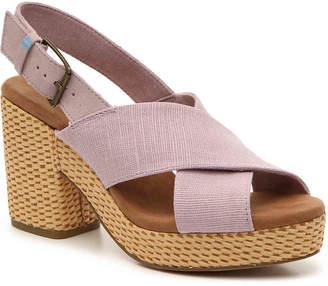 Toms Ibiza Platform Sandal - Women's