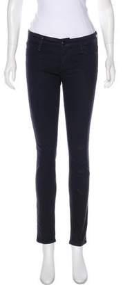 Koral Mid-Rise Skinny Jeans
