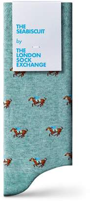 The London Sock Exchange - The Seabiscuit