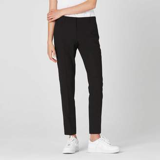 DSTLD Womens Cropped Pant in Black