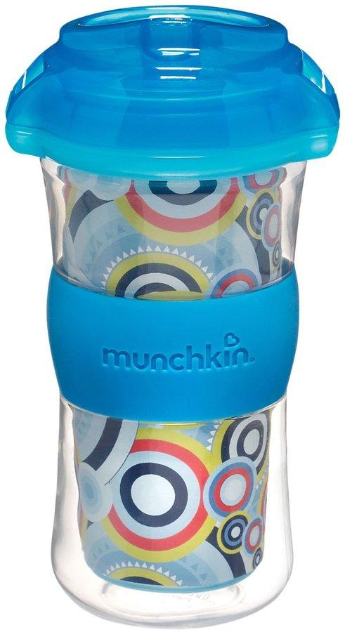 Munchkin Click Lock Insulated Big Kid Cup - Boy - 9 oz