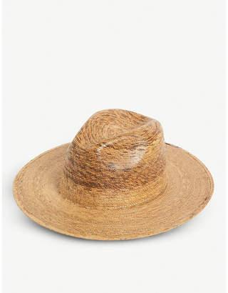 2885b1a0083b0 Straw Fedora Hats For Women - ShopStyle UK