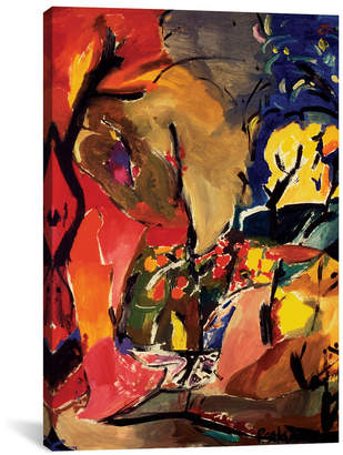 "iCanvas Inferno"" By Kim Parker Gallery-Wrapped Canvas Print - 26"" x 18"" x 0.75"""