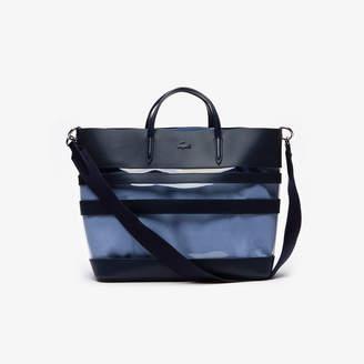 75f4f526b7b Lacoste Women's Chantaco Leather Tote Bag