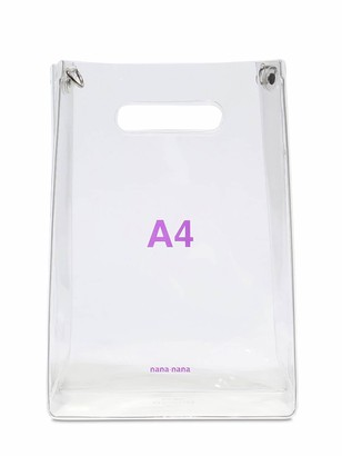 NANA NANA A4 PVC ショッピングバッグ
