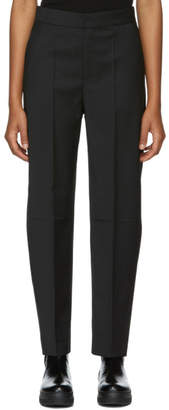 Totême Black Lasaviana Trousers