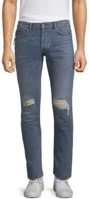 The Kooples Destroyed Jeans