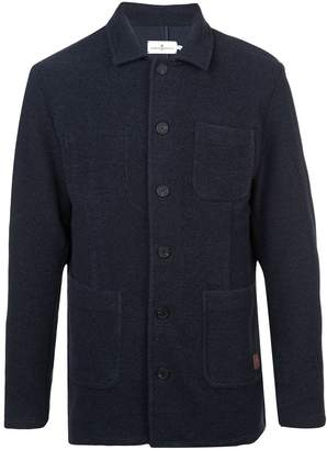 Cuisse De Grenouille single breasted jacket
