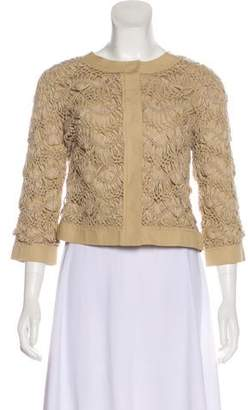 Philosophy di Alberta Ferretti Long Sleeve Evening Jacket