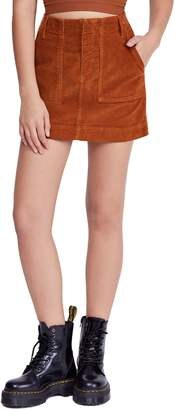 BDG Urban Outfitters Corduroy Utility Skirt