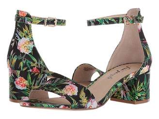 Free People Printed Marigold Heel Women's Shoes