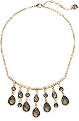 Laundry by Shelli Segal Stone Drop Choker Necklace