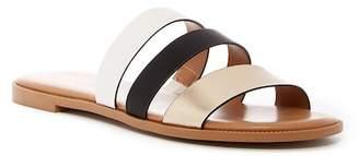 SUSINA Davina Slide Sandal $29.97 thestylecure.com