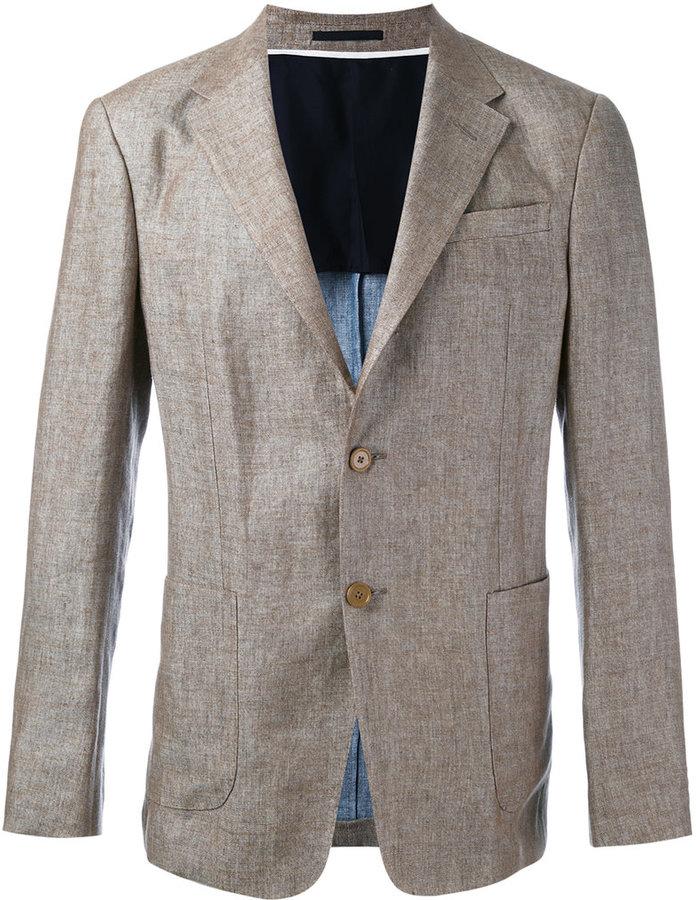 Z Zegna two-button jacket