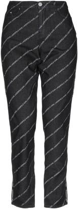 Karl Lagerfeld Paris Denim pants - Item 42745182HH