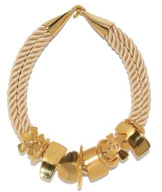 Lizzie Fortunato Daisy Treasure Necklace