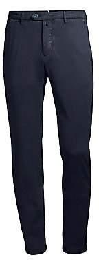 Kiton Men's Tencel Five-Pocket Jeans