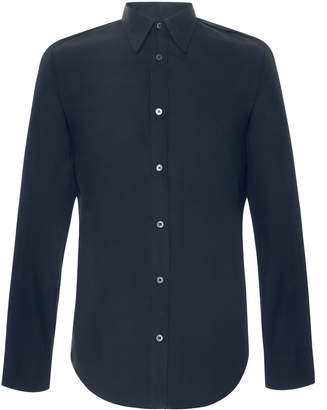 Maison Margiela Slim-Fit Cotton Poplin Shirt