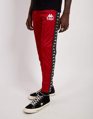 Kappa Authentic Anac Pant Red & Black