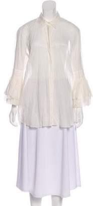 Acne Studios Agatha Button Up Shirt