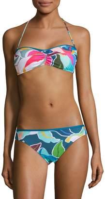 La Blanca Marina Bandeau Bikini Top