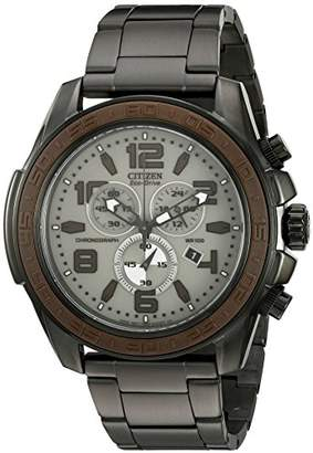 Citizen Men's AT2278-58H Drive from Eco-Drive BRT Chronograph Watch