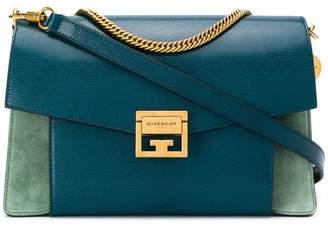 Givenchy panelled shoulder bag