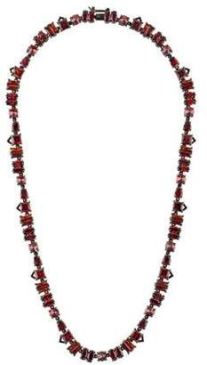Fallon Jagged Edge Necklace
