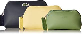 Lacoste L.12.12 Concept 3 Sizes Make up Pouches