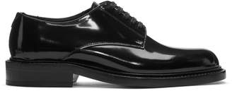 Saint Laurent Black Army Derbys