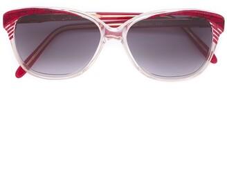 Saint Laurent Pre-Owned square frame sunglasses