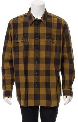Filson Buffalo Plaid Woven Shirt w/ Tags