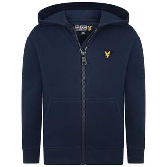 Lyle & Scott Lyle & ScottNavy Zip Up Top